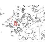 カワエースN3部品 (39) 弁体付パッキン 25 カワエースN3-205,206部品