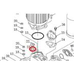 カワエースN3部品 (23) Oリング P20 カワエースN3-405,406用