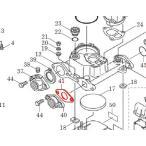 カワエースN3部品 (41) ひしフランジパッキン 32 カワエースN3-405,406用