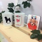 オリジナルコースター ペット・犬・トッキッキ・ご当地物(新潟)◆送料無料  ポイント消化 プレゼント