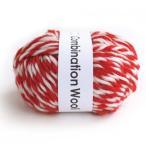 毛糸 スーパーSALE 超極太 ダルマイングス 01-6270 コンビネーションウール 1玉 毛 ウール 在庫商品