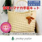 Yahoo!毛糸のプロショップポプラハマナカ H360-246 コサージュ付き楕円底バッグ