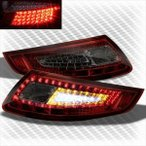05-08 ポルシェ 997/911 カレラ レッド & スモーク LED テールライト