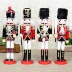 木工品 くるみ割り人形く 兵隊人形 人形 工芸品 置物 贈り物 装飾 北欧雑貨 クリスマス 洋風 誕生日 キッズ 子供部屋