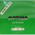 OPTIMA オプティマ マンドラ弦 スペシャル 1E 2本セット
