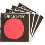 Obligato オブリガードバイオリン弦 SET 分数用(1E=3131) 【メール便対応商品】