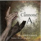 【Larsen Il Cannone Medium】ラーセン イルカノーネ ミディアム バイオリン弦 2A