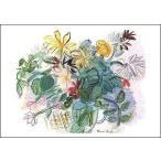 【アートポスター】花束(50cm×70cm)  デュフィ