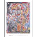【ジャスパー・ジョーンズ ポスター】0 through 9, 1961(661×864mm)