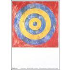 【ジャスパー・ジョーンズ ポスター】Target(70cm×100cm)