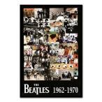 ビートルズ ポスター/The Beatles 1962-1970 フレーム付