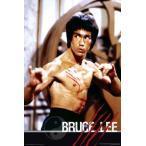 ブルース・リー ポスター/BRUCE LEE フレーム付