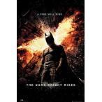 バットマン ダークナイト ポスター Batman The Dark Knight Rises One Sheet(140206)