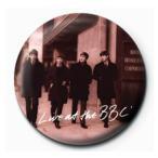 【送料¥216〜】 ザ・ビートルズ THE BEATLES - LIVE AT THE BBC カンバッチ (120704)<br>