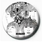 【送料¥216〜】 ザ・ビートルズ Beatles (Revolver) カンバッチ 【111003】
