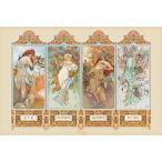 ����ե����ߥ奷�� �ݥ�������Mucha (4 Seasons(190522)