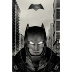 バットマン vs スーパーマン ジャスティスの誕生 ポスター Batman V Superman (Battle Suit)(160204)
