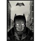 バットマン vs スーパーマン ジャスティスの誕生 ポスターフレームセット Batman V Superman (Battle Suit)(160204)