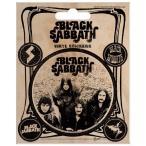 【送料¥216〜】 ブラック・サバスBlack Sabbath (Vintage) ステッカー ((150409)