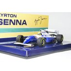 ミニチャンプス 1/43 ウィリアムズ ルノー FW16 No.2 1994 F1 パシフィックGP A.セナ セナ・コレクション 完成品ミニカー 547940202