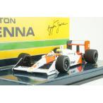 ミニチャンプス 1/43 マクラーレン ホンダ MP4/4 No.12 1988 F1 サンマリノGP ウィナー A.セナ 初優勝 完成品ミニカー 547884212