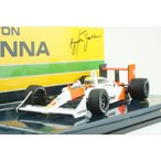ミニチャンプス 1/43 マクラーレン ホンダ MP4/4 No.12 1988 F1 イギリスGP ウィナー A.セナ 完成品ミニカー 547884412