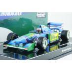 ミニチャンプス 1/43 ベネトン フォード B194 1994 F1 日本GP仕様(レインタイヤ)M.シューマッハ 京商エクスクルーシブ 完成品ミニカー 447941505