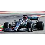 スパーク 1/18 メルセデスAMG F1 W11 EQ Performance+ No.44 ペトロナス 2020 F1 バルセロナテスト L.ハミルトン 完成品ミニカー 18S473 9月予約