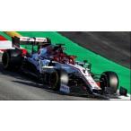 スパーク 1/43 アルファロメオ レーシング Orlen C39 No.7 ザウバー 2020 F1 バルセロナ テスト K.ライコネン 完成品ミニカー S6452 8月予約