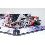 ミニチャンプス 1/43 ボーダフォン マクラーレン メルセデス MP4/25 No.1 2010 F1 オーストラリアGP ウィナー J.バトン 完成品ミニカー 530104311