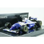 ミニチャンプス 1/43 ウィリアムズ ルノー FW16B 1994 F1 フランスGP N.マンセル 完成品ミニカー 417940702