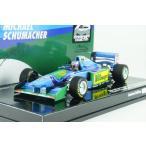 ミニチャンプス 1/43 ベネトン フォード B194 1994 F1 オーストラリアGP M.シューマッハ 完成品ミニカー 517941605
