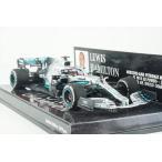 ミニチャンプス 1/43 メルセデス AMG ペトロナス F1 W10 EQ パワー+ No.44 2019 アメリカGP L.ハミルトン 世界王者 完成品ミニカー 417191844