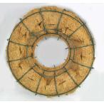ココナッツ リースプランター(径40cm)在庫処分セール 在庫1個 ハンギングプランター ヤシマット付 半額セール