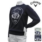 ショッピングセーター ニット系 241-6260812 2016年秋冬モデル Callaway-キャロウェイ- LADYS (レディース) ホッキョクジャカードクルーネ