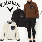 キャロウェイアパレル 2020年秋冬モデル メンズ (241-0217509)フルジップフリースブルゾン callaway【20】