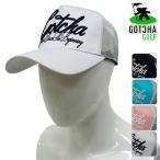 帽子系 72GG8705 NEW春夏モデル GOTCHA GOLF-ガッチャゴルフ- MENS (メンズ) ベーシック カラー メッシュ キャップ 17 アクセサリ ヘッドウェア ゴルフ用品