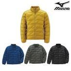 MIZUNO-ミズノ- MENS A2JE4556 (メンズ) ブレスサーモダウン・ライトウエイト ジャケット トップス ウエア M,L,XLサイズ 2014年FWカタログ商品 ゴルフ用品