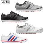 ショッピングアディダス シューズ アディダス adidas ゴルフシューズ ランニングシューズ メンズ メッシュ スパイクレス アディクロス グリップモア syn