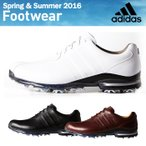 アディダス adidas ゴルフシューズ メンズ 紐靴 おしゃれ 人気 アディピュア ティーピー adipure TP 2016年モデル