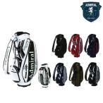 Admiral GOLF-アドミラルゴルフ- (ADMG4FC1)AUTHENTIC SPORTS CB オーセンティック スポーツ キャディバッグ ゴルフ用品 キャディバッグ・ゴルフ・バッグ
