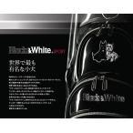 ブラックアンドホワイト BLACK&WHITE キャディバッグ メンズ キャディーバッグ 9型 おしゃれ 人気 ブランド BWMG5CCA 2016年モデル