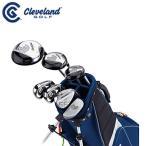 ゴルフセット ダンロップ/DUNLOP クリーブランド/Cleveland ジュニア ゴルフ クラブ LARGE7本セット(#1、FW、UT、I#
