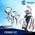 ショッピングPackage DUNLOP ダンロップ Cleveland Golf クリーブランドゴルフ クラブフルセット PACKAGE SET パッケージセット(キャディバ