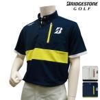 DGM01A 春夏モデル ブリヂストン-BRIDGESTONE- MENS(メンズ)ボタンダウン 半袖ポロシャツ スリムシルエット