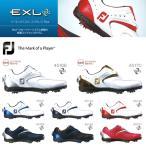 ショッピングスポーツ シューズ シューズ系 FOOTJOY-フットジョイ- EXL BOA イーエックスエル ボア (メンズ) スパイク ゴルフシューズ 足幅:W(EE)タイプ