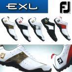フットジョイ FootJoy ゴルフシューズ メンズ スパイクレス 紐靴 おしゃれ 人気 イーエックスエル EXL 2017年モデル