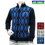 YONEX ヨネックス ニット MENS メンズ 秋冬 ニット系 GWF2040 秋冬モデル 長袖 フルジップ セーター 16 M,L,LL,3Lサイズ トップス ウエア ゴルフ用品