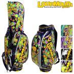 キャディバッグ系 LM-CB0001 2016年継続モデル 数量限定 LOUDMOUTH GOLF-ラウドマウスゴルフ- キャディバッグ ゴルフバッグ・キャディーバッグ ゴルフ用品