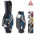 ショッピングルコック キャディーバッグ系 QQ1229 秋冬モデル ルコック-le coq- MENS (メンズ) キャディバッグ 16 ゴルフ用品 キャディバッグ・キ